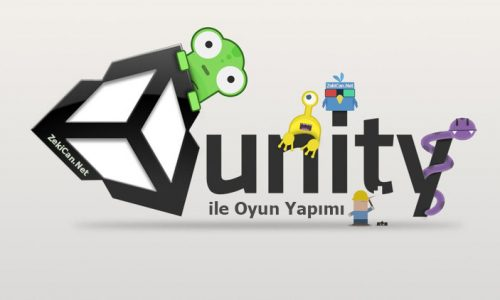 Unity ile 3D oyun Yapımı Nasıl Yapılır