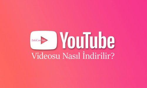 Youtube Vİdeolarını Programsız İndirme