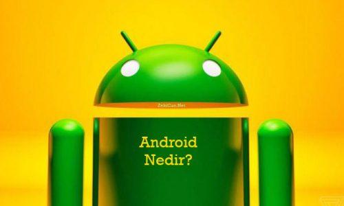 Android Yayımlanma Tarihleri