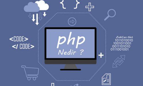 PHP Açılımı PHP Ne Anlama Gelmektedir
