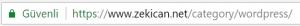 WordPress Category Yazısını Kaldırma