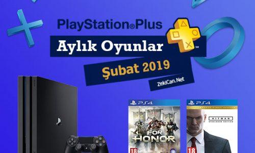 Şubat 2019 PlayStation Plus Ücretsiz Oyunları