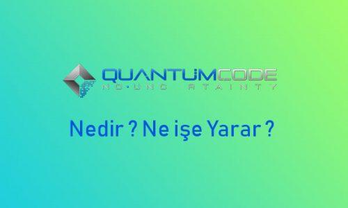 quantumcode-nedir-ne-ise-yarar
