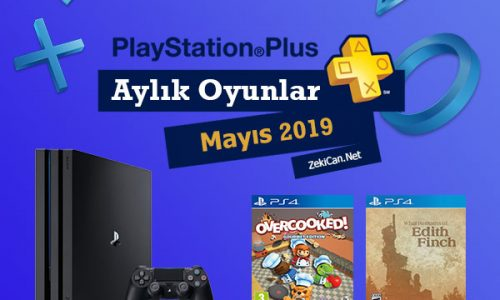 Playstation Plus Mayıs 2019 Aylık Ücretsiz Oyunları