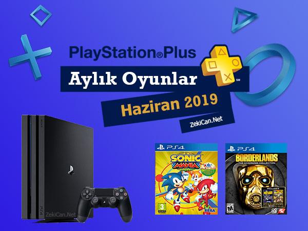 Playstaion Plus Haziran 2019 Ücretsiz Oyunları