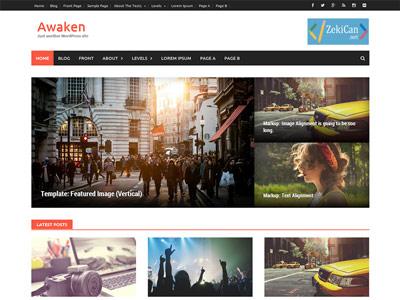 Awaken WordPress Teması