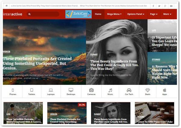 WordPress Teknoloji Teması