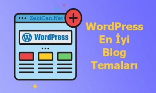 Ücretsiz WordPress Temaları İndirme