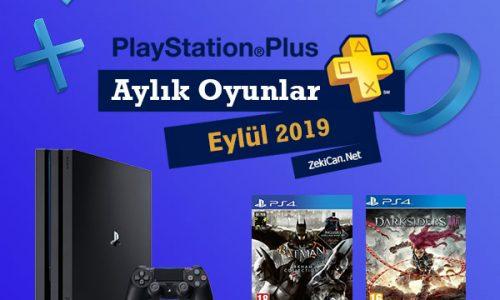 Ps Plus 2019 Eylül Oyunları