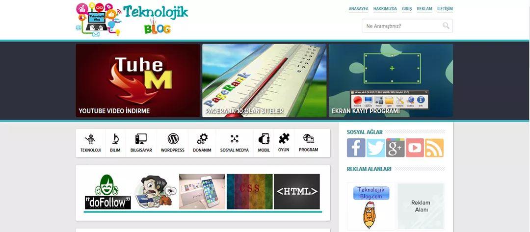ZekiCan Net- kişisel blog